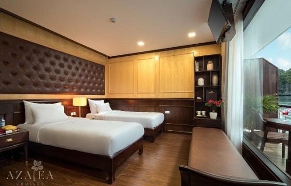 Premium deluxe balcony - bateau Azalea